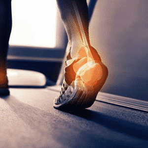 Heel Pain While Walking