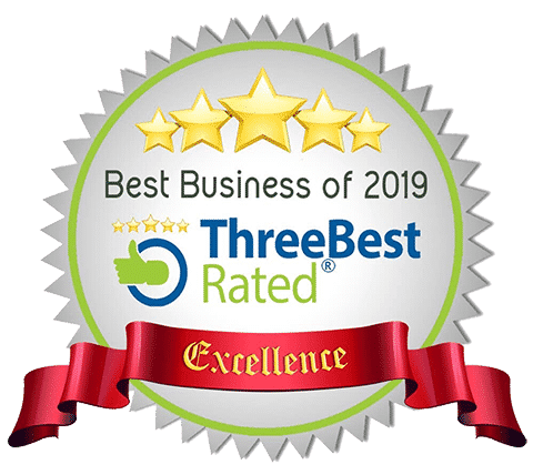 Best Business of 2019 by Three Best Rated